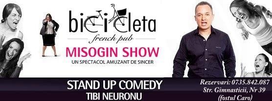 Misogin Show cu Tibi Neuronu