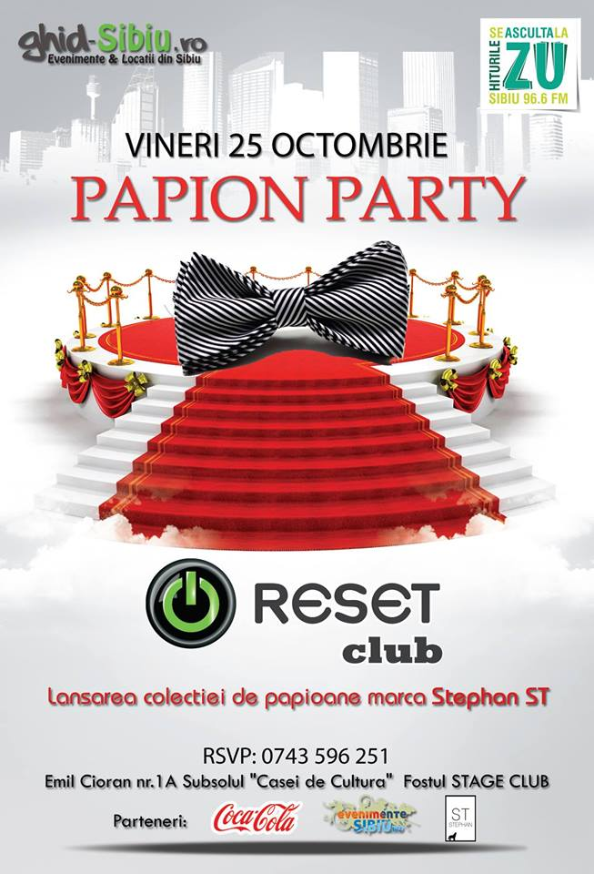 Papion Party