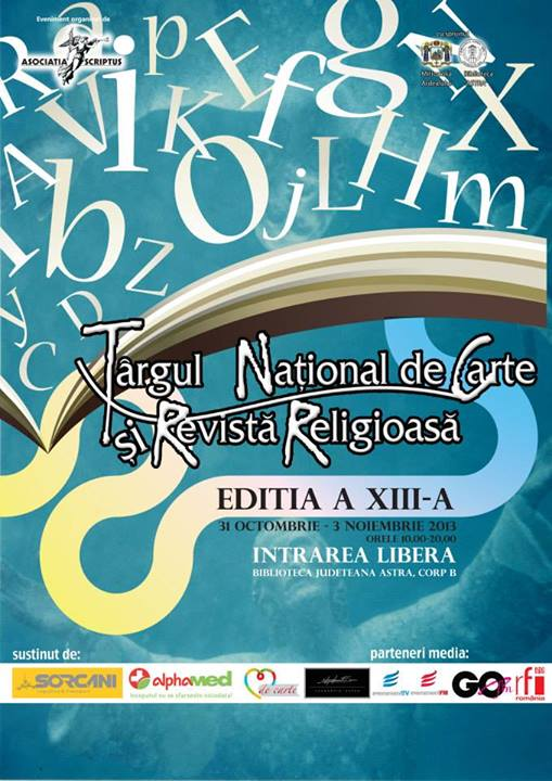 Targul national de carte si revista religioasa
