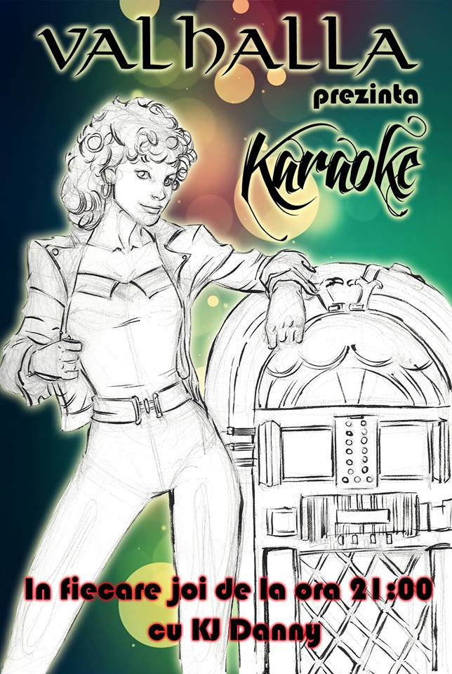 Karaoke in Valhalla