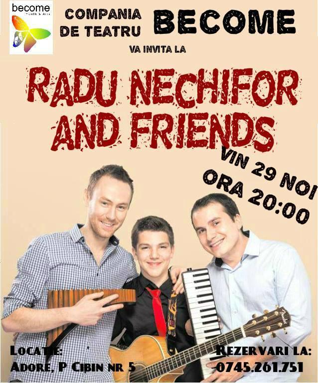 Radu Nechifor & friends
