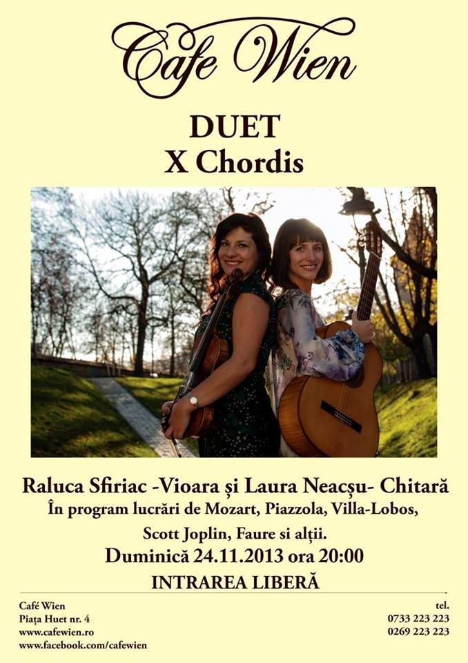 DUET X Chordis