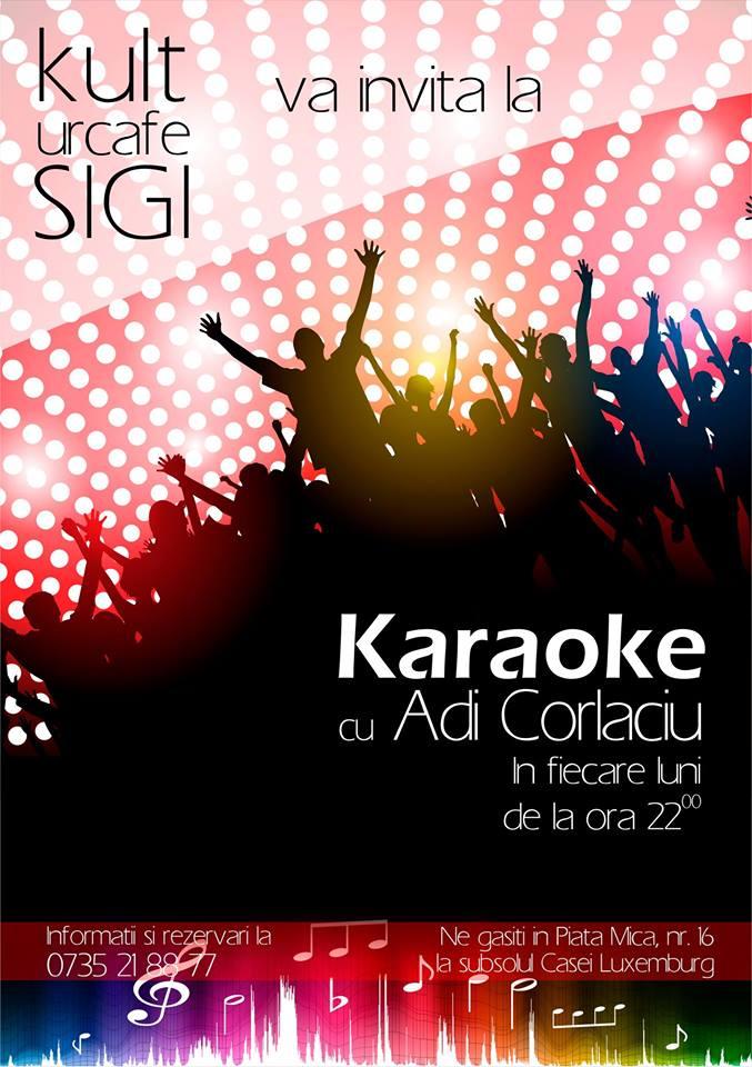 Karaoke @ KulturCafe