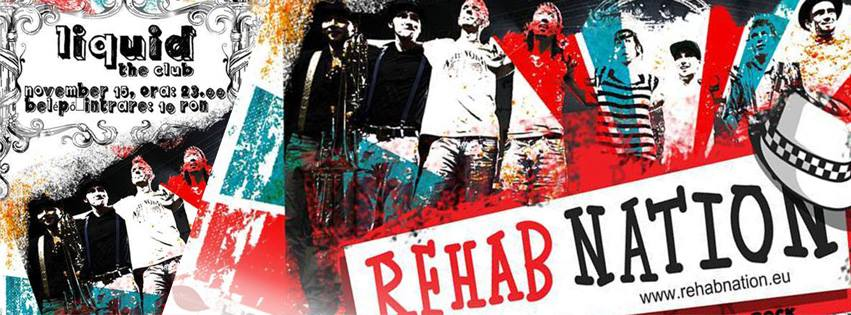 REHAB NATION @ Liquid The Club