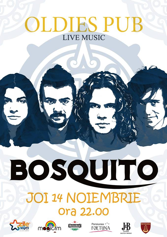 Bosquio Live in Oldies Pub