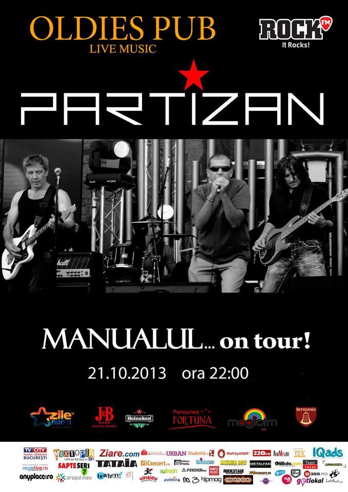 Partizan @ Oldies Pub