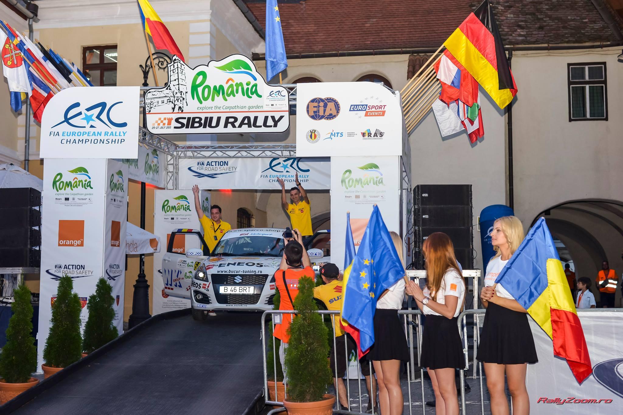 Sibiu Rally Show 2013