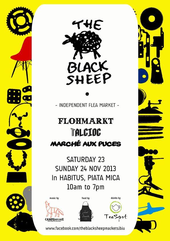 The Black Sheep Market
