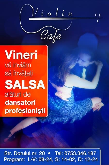 SALSA @ Violin café