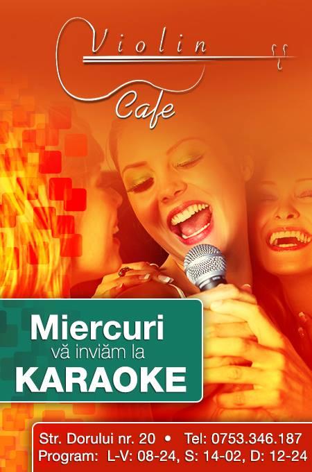 Karaoke @ Violine café