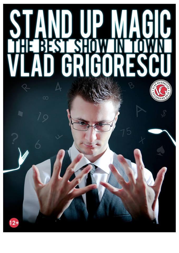 MAGIC SHOW with VLAD GRIGORESCU