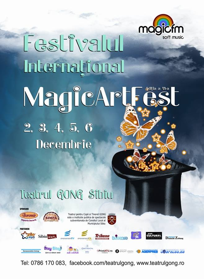 Festivalul International MagicArtFest
