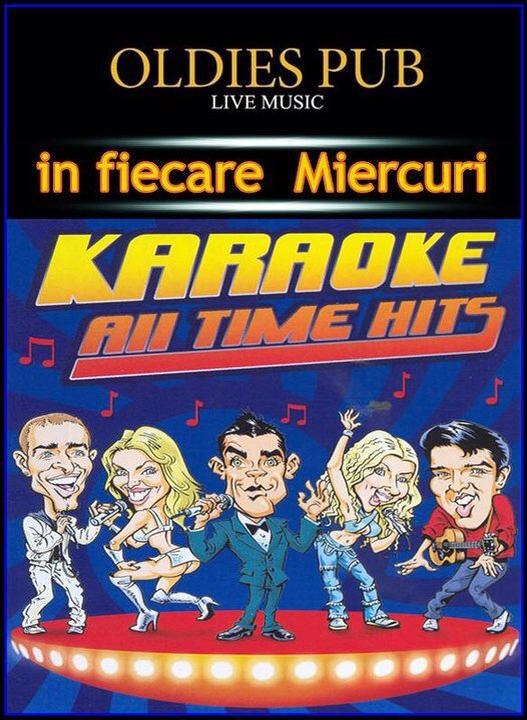 Karaoke in Oldies