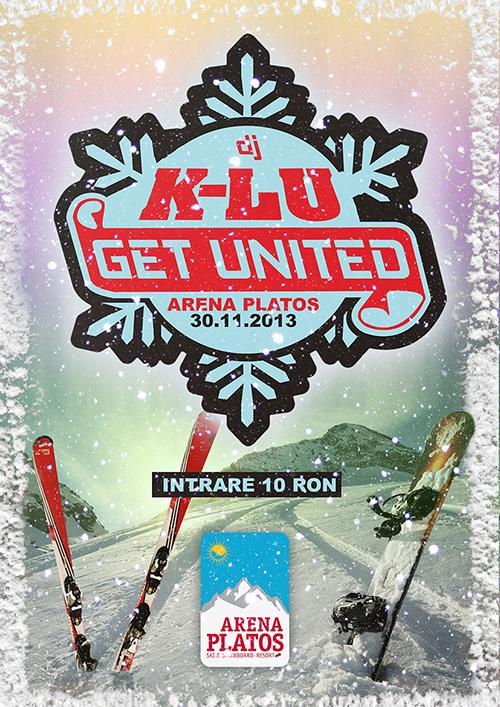 Get United @ Arena Platos