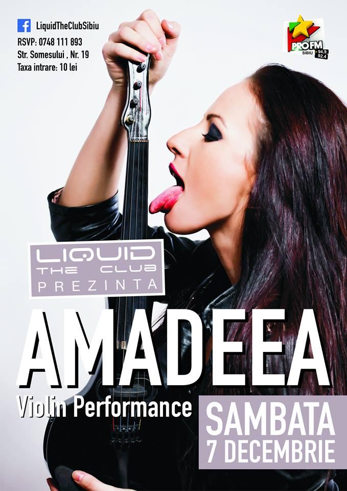 Amadeea @ Liquid