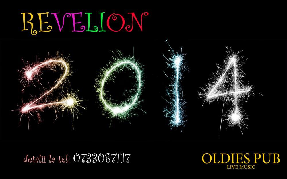 REVELION 2014 in Oldies Pub