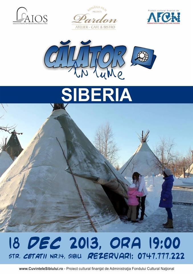 Călător în lume - Siberia