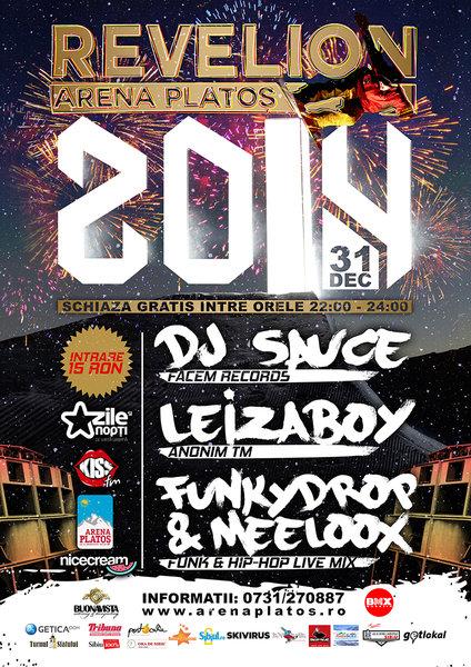 Revelion 2014 @ Arena Platos