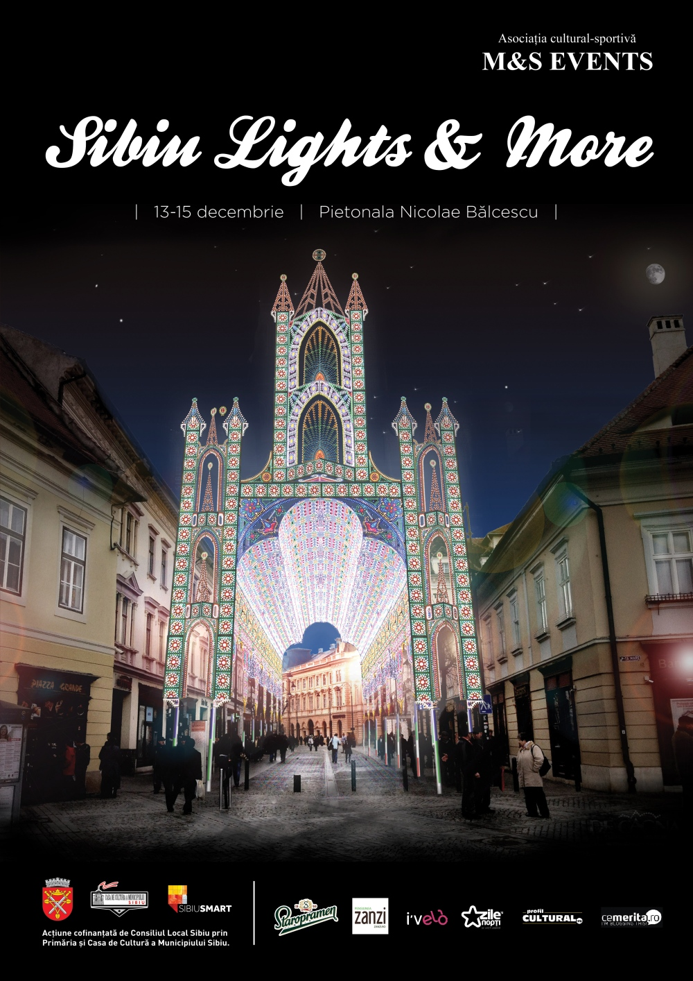Sibiu Lights and More