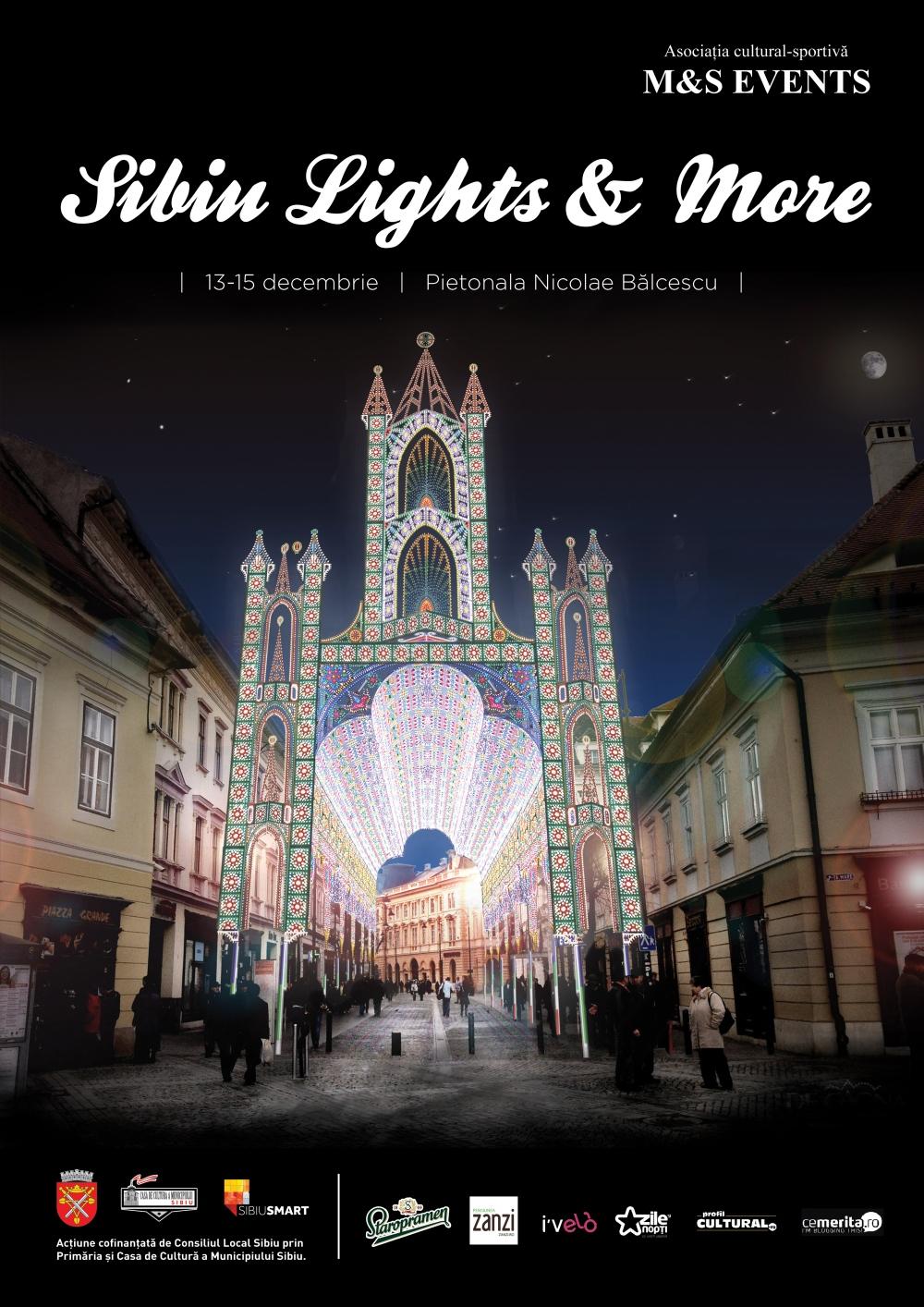 Sibiu Lights and More