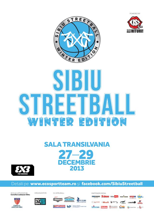Sibiu Streetball Winter Edition