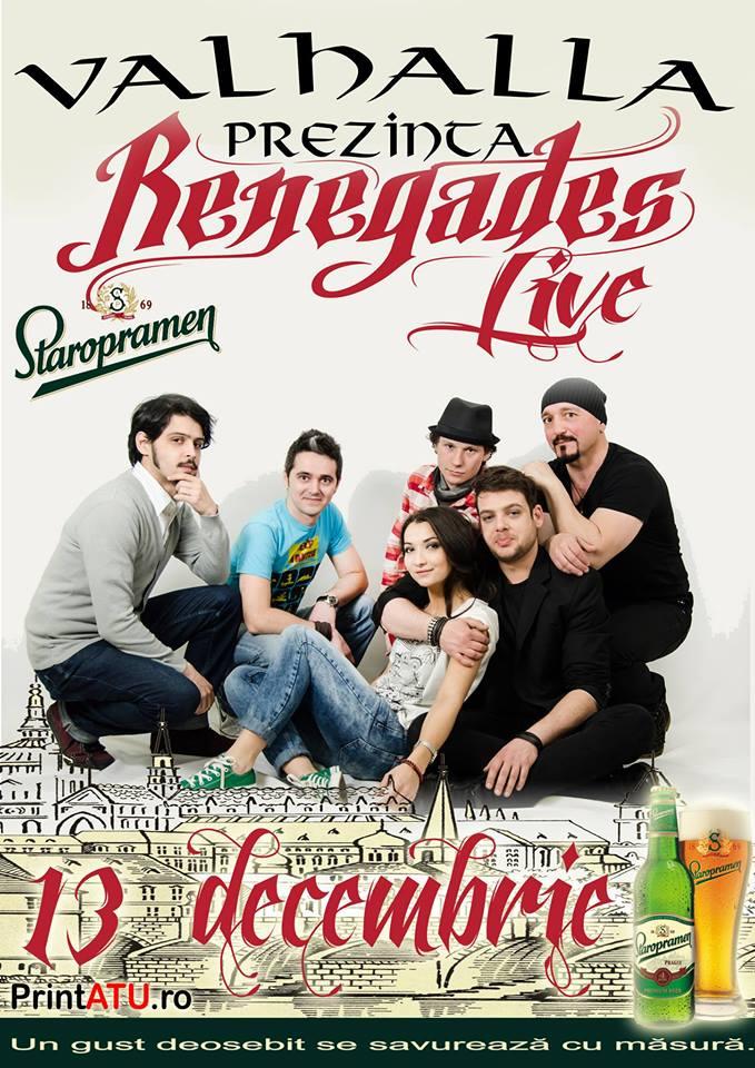 Renegades Live @ Valhalla