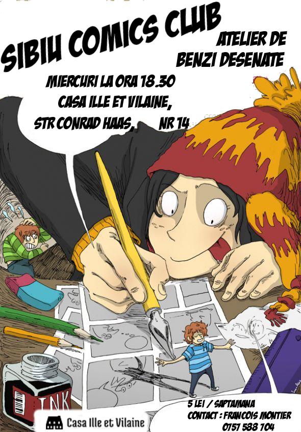 Sibiu Comics Club
