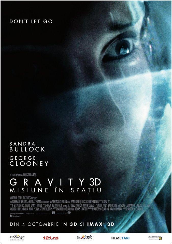 Gravity: Misiune în spaţiu