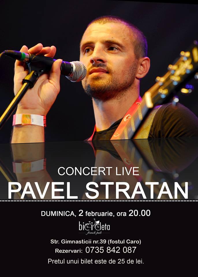 ★ CONCERT LIVE - PAVEL STRATAN ★