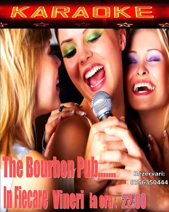 Karaoke @ Bourbon Pub