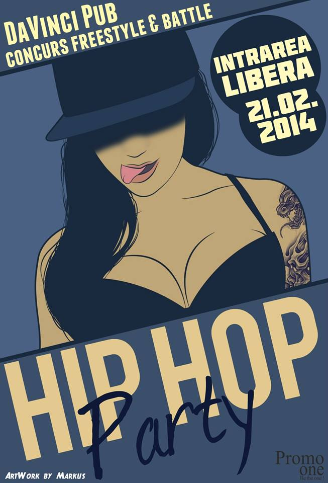 Hip Hop Party Sibiu