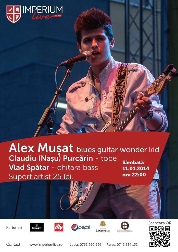 Alex Musat in Imperium