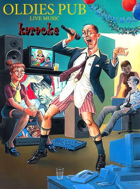 Karaoke in Oldies