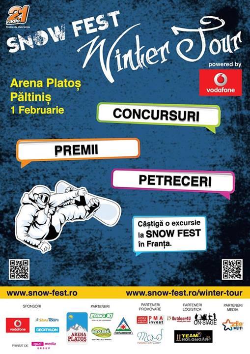 SNOW FEST Winter Tour