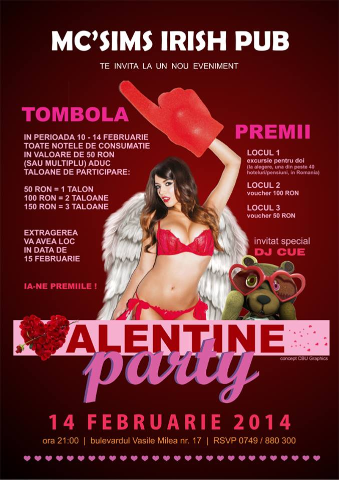 Valentine's Day - Week and PARTYYY!
