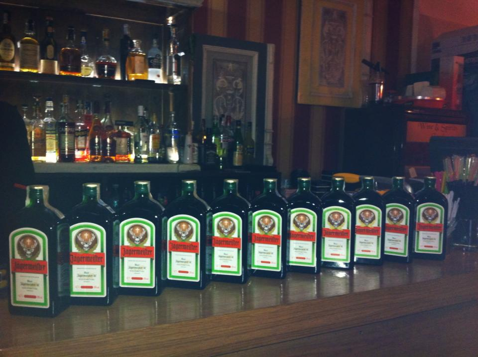 Tequila party & Jager party