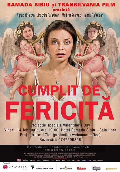 CUMPLIT DE FERICITA
