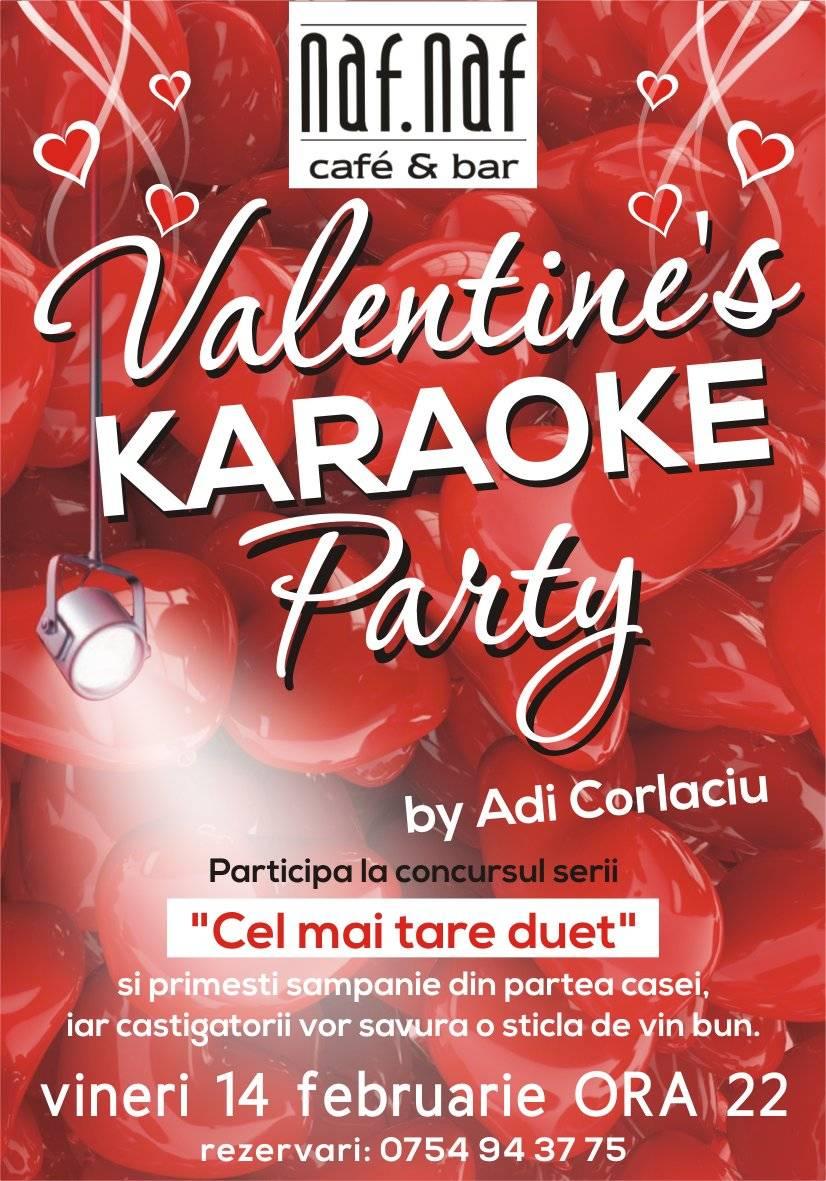 """Valentine's Karaoke Party"" by Adi Corlaciu"