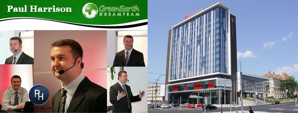 CONVENTIA NATIONALA GREEN TEAM GLOBAL ROMANIA