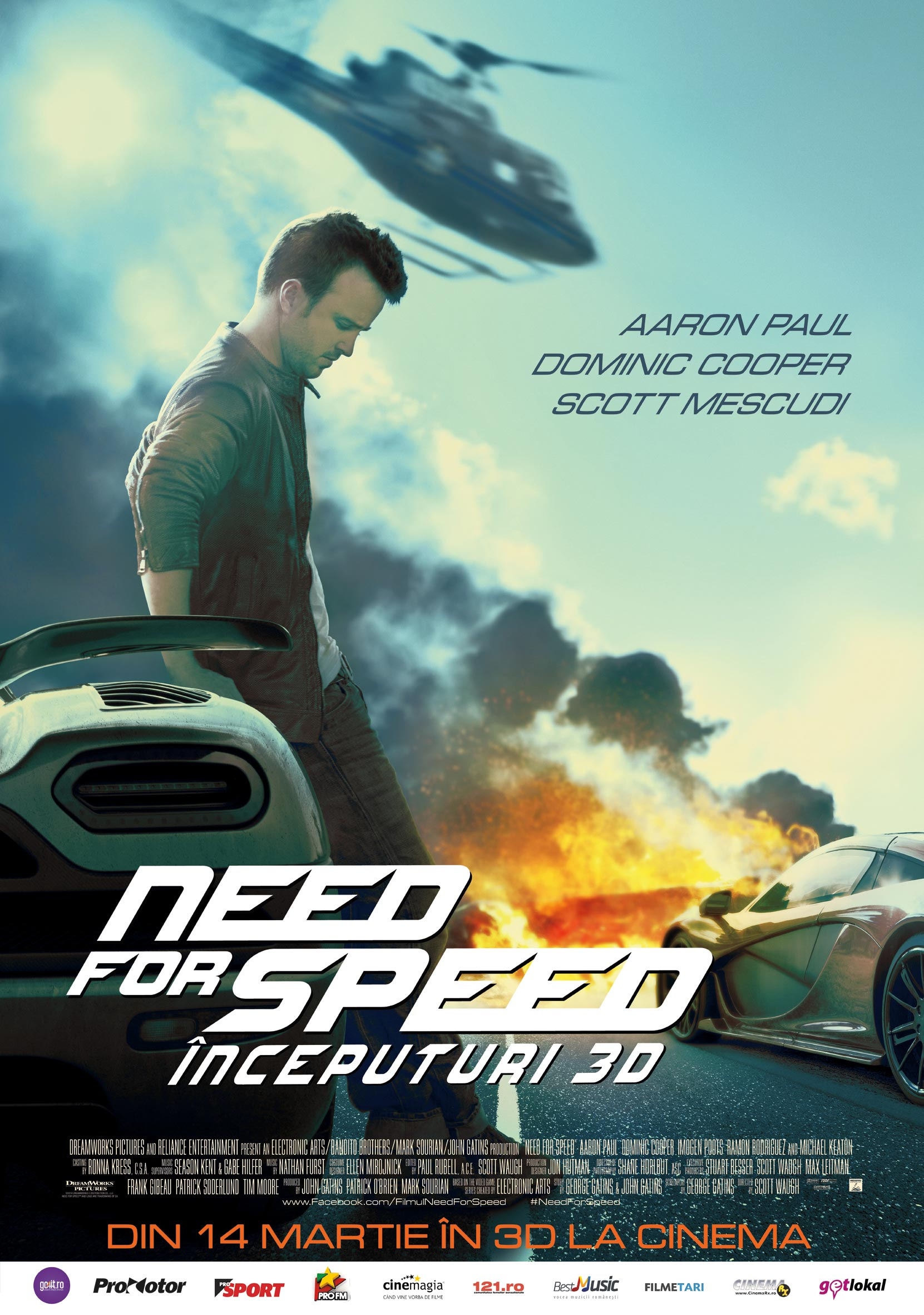 Need For Speed: Inceputuri 3D