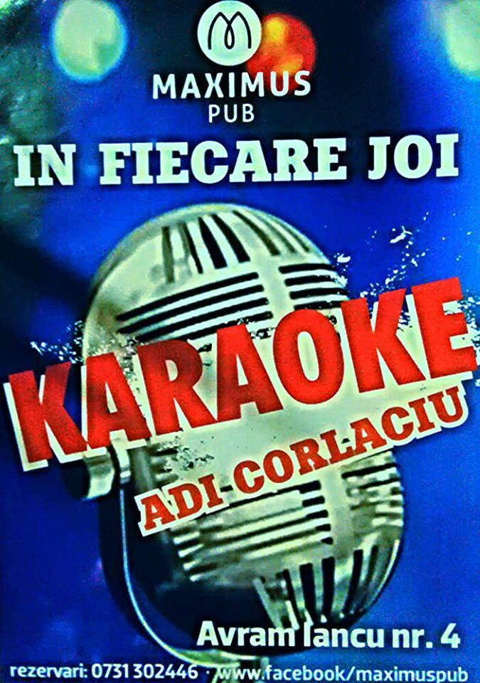 Karaoke Party London Style