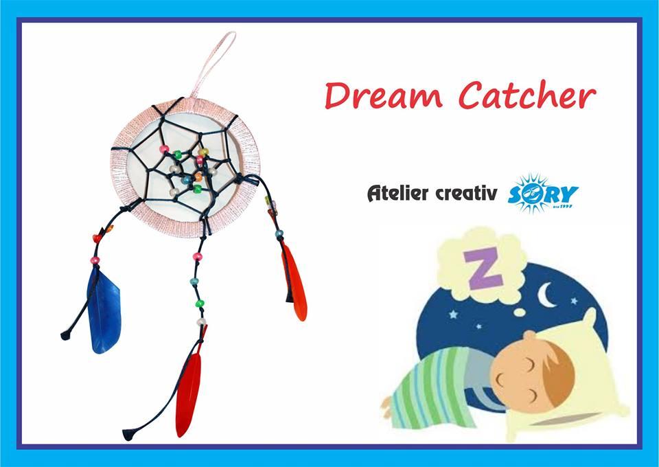 ATELIER CREATIV SORY - DREAM CATCHER