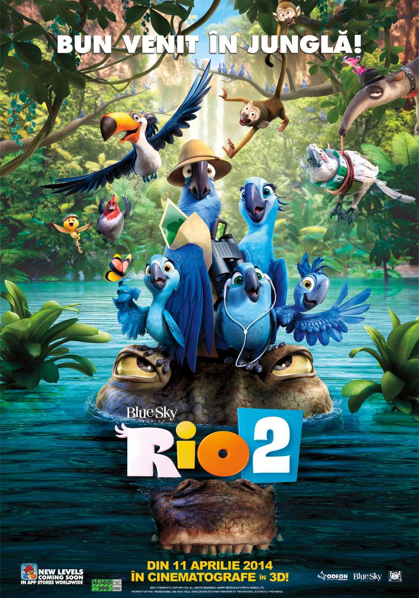 Rio 2 - 3D