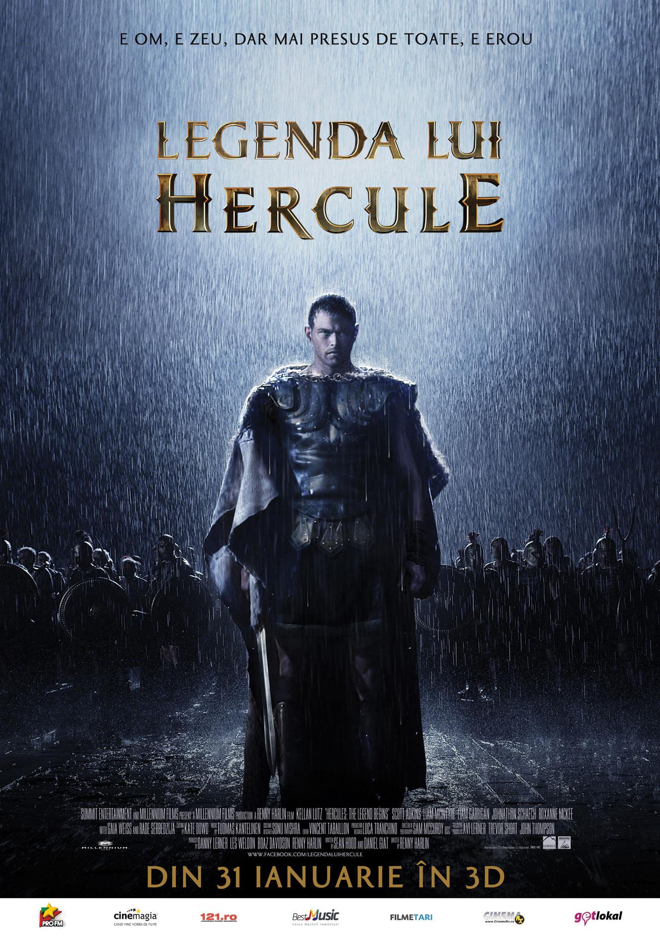 Legenda lui Hercule 3D