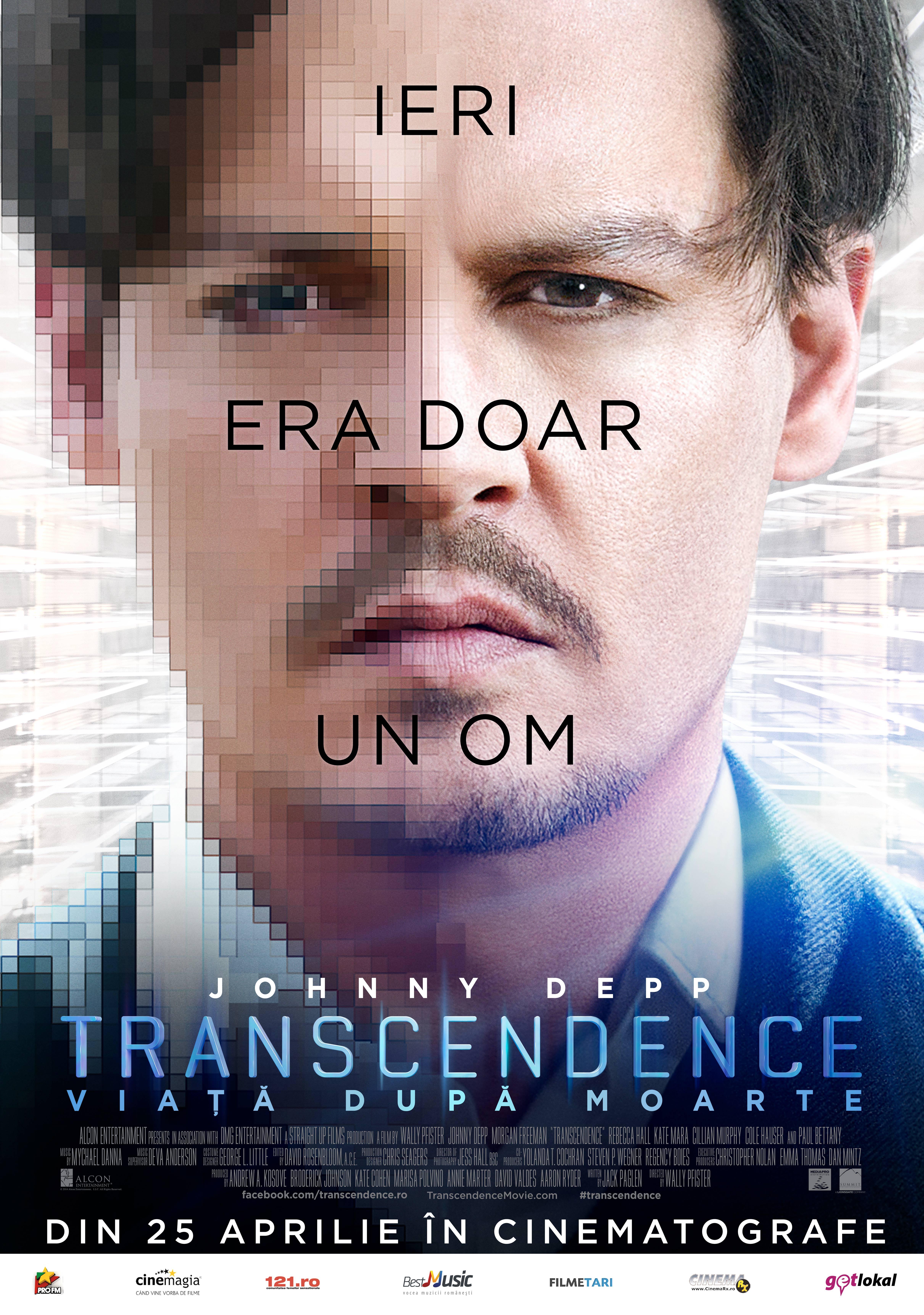 Transcendence: Viata dupa moarte
