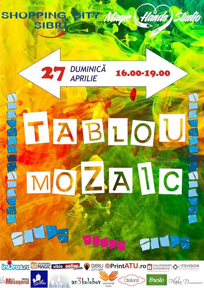 TABLOU MOZAIC