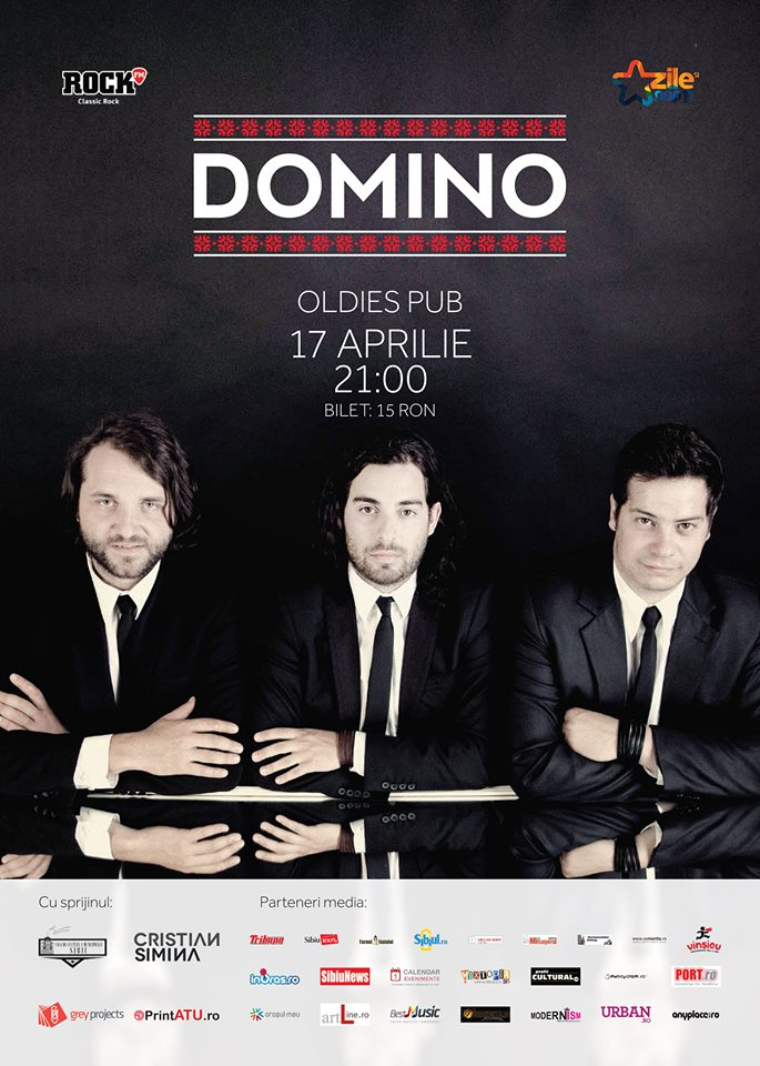 Concert Domino @ Oldies Pub - Live Music