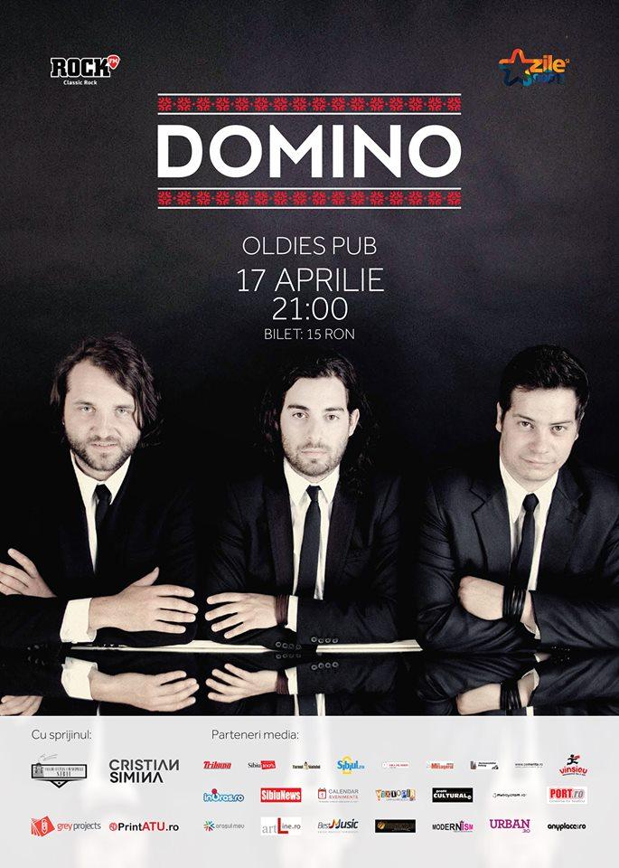 Concert Domino @ Oldies Pub - Live Music
