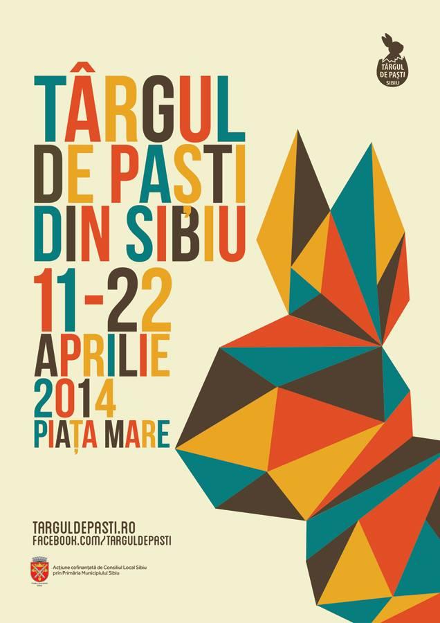 Targul de Pasti din Sibiu 2014