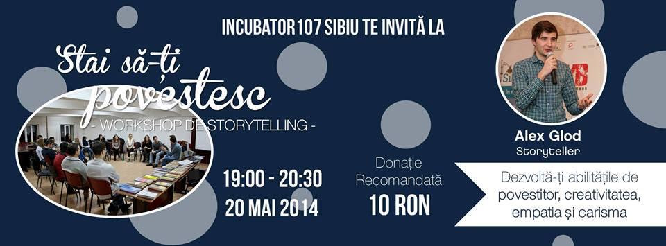 Storytelling - arta povestirii